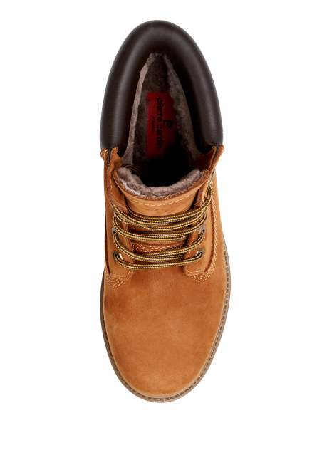 Ботинки мужские Pierre Cardin 26107230 бежевые 42 RU