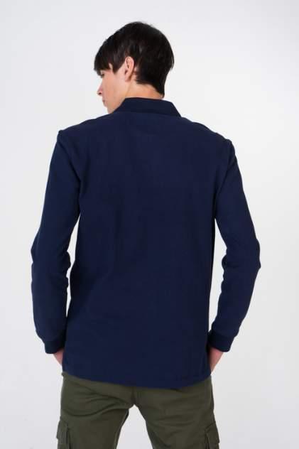 Поло мужское Tommy Jeans DM0DM05510 синее M