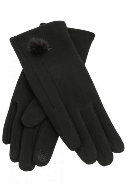 Перчатки женские Stella 49383 черные ONE SIZE
