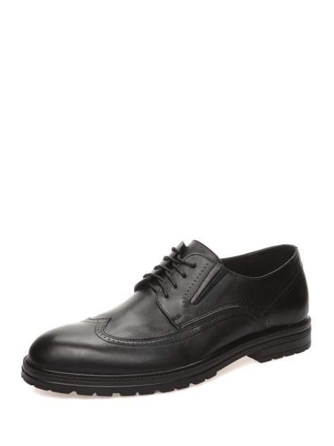 Мужские полуботинки VALSER 601-882, черный
