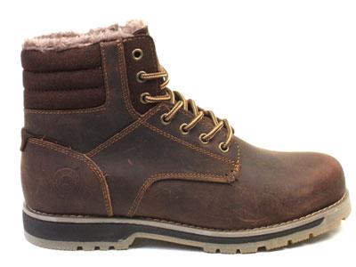 Мужские ботинки Airbox 135695, коричневый