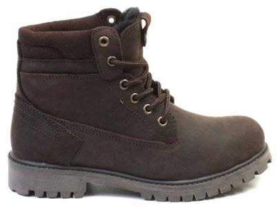 Ботинки женские Airbox 135699, коричневый