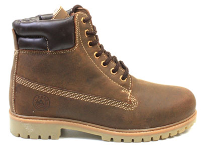 Мужские ботинки Airbox 135730, коричневый