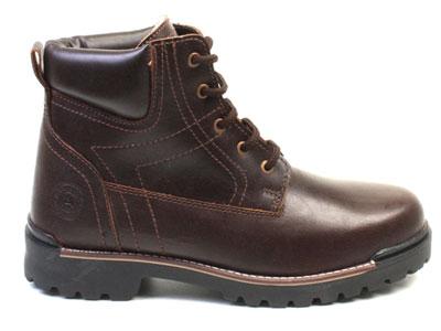 Мужские ботинки Airbox 135733, коричневый