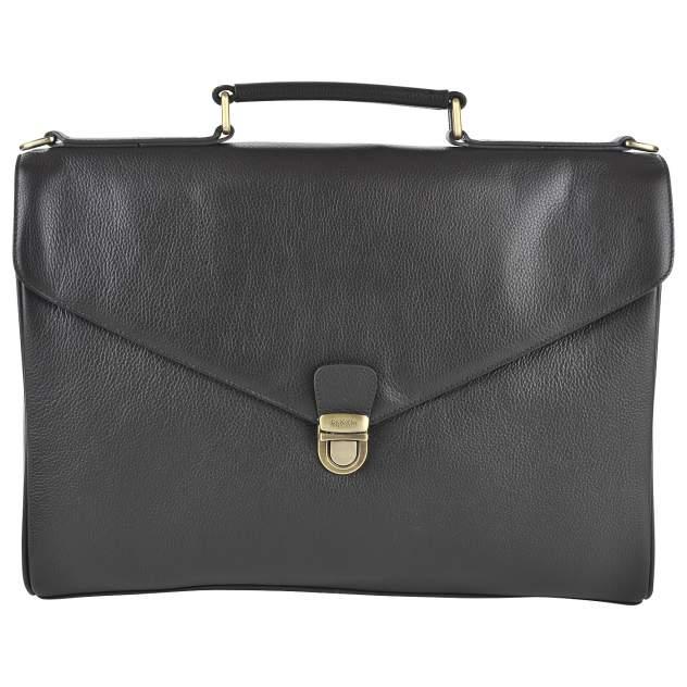 Портфель мужской кожаный Dr. Koffer B402612-220-09 коричневый