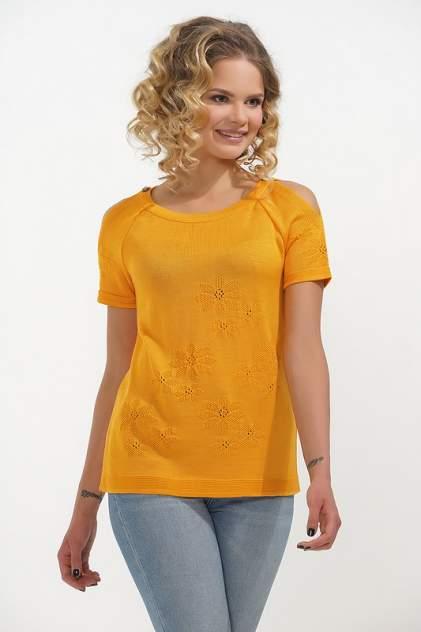Джемпер женский VAY 181-4449, оранжевый