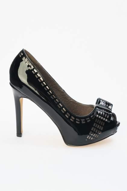 Туфли женские Betsy 979026 черные 38 RU