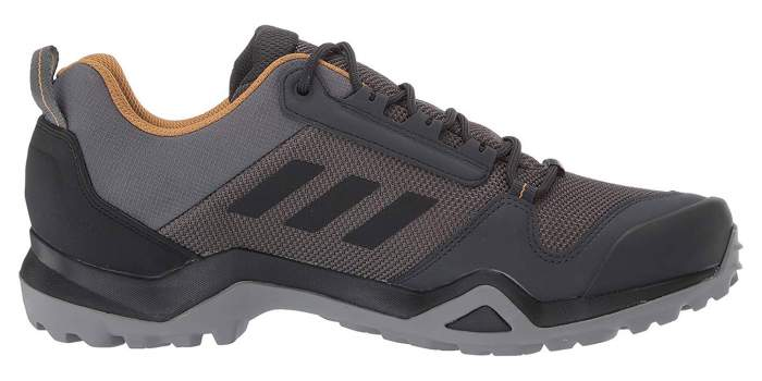 Кроссовки Adidas Terrex AX3 Gore-Tex, grey/core black/mesa, 6.5 UK
