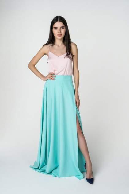 Женская юбка AScool SK1301, зеленый