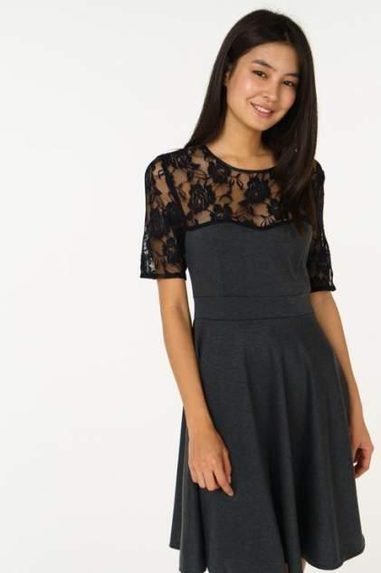 Женское платье AScool DRESS2301, серый