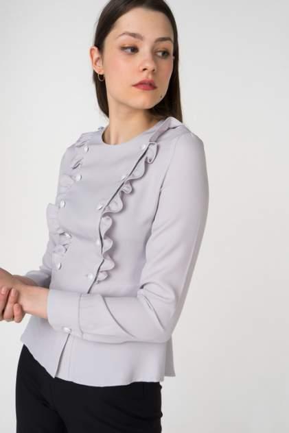 Женская блуза Audrey right 180880-8650, серый