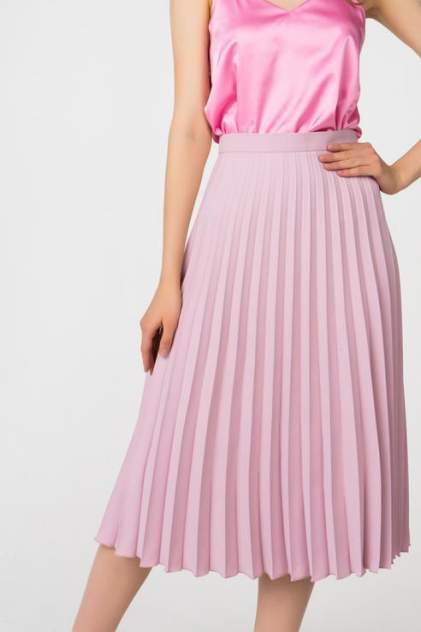 Юбка женская T-Skirt SS17-02-0322-FS розовая M