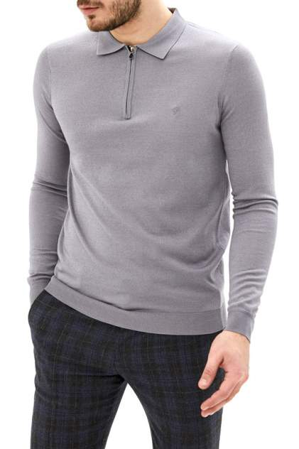 Рубашка мужская La Biali 5125/120 СЕРая серая 3XL