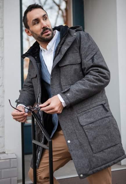Пальто  SHL FORESTER 8001-9009-L ЧЕРНЫЙ L