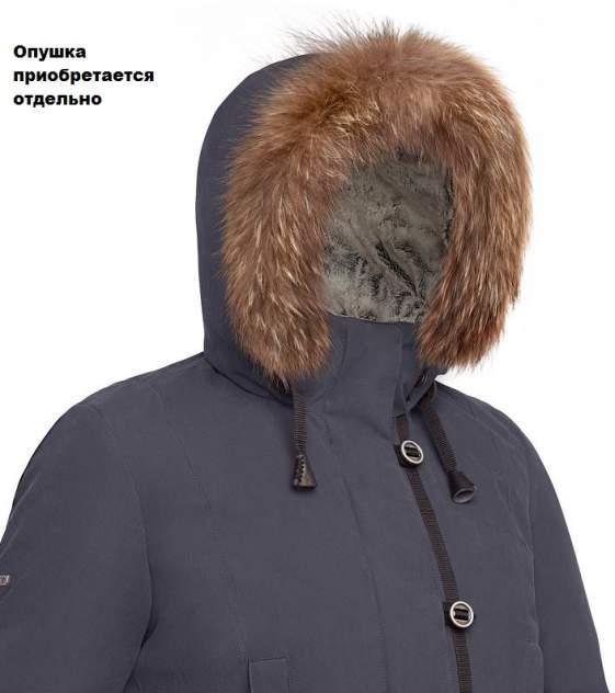 Пуховое пальто  HATANGA LADY 1464-9609-042 СЕРЫЙ ТМН 42