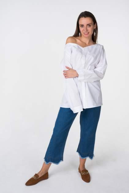 Блуза женская LN Family 4280 белая 44 RU