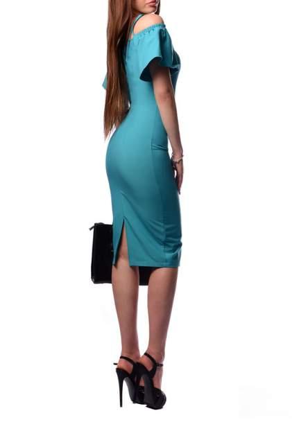 Платье женское FRANCESCA LUCINI F0633-7 синее 42 RU
