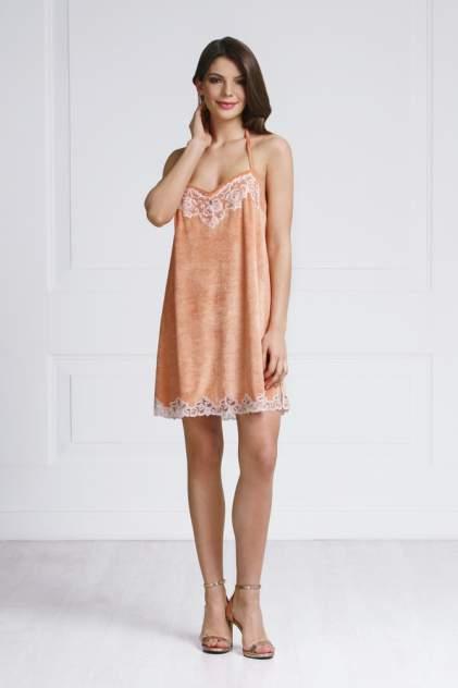 Сорочка женская Laete 20276 оранжевая XS