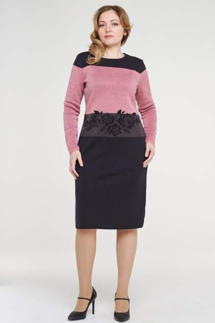 Женское платье VAY 182-2371, розовый