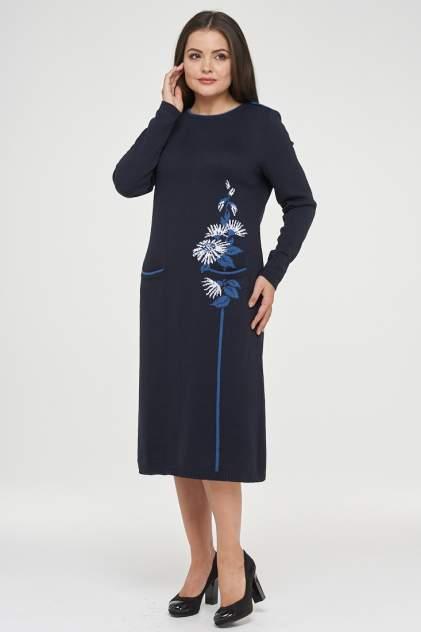 Женское платье VAY 182-2368, синий