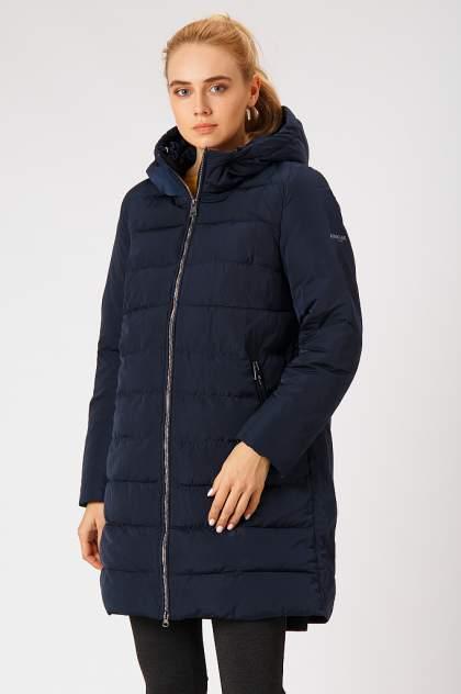 Пальто женское Finn Flare A18-11019 синее M
