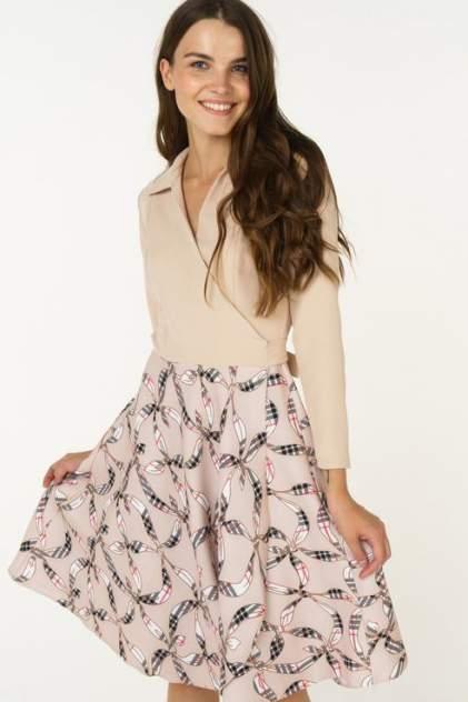 Женское платье AScool DRESS5002, бежевый