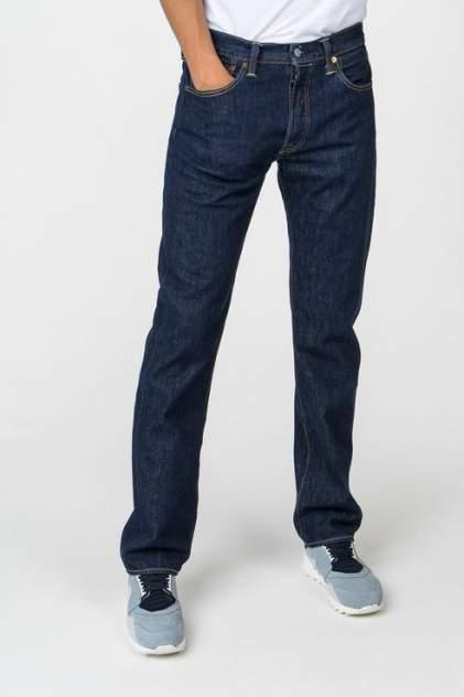 Джинсы мужские Levi's 50101010 синие 44 34 USA