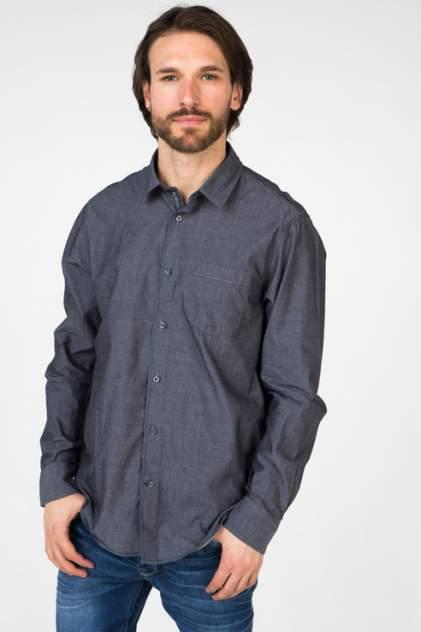 Рубашка мужская BROADWAY 20101460, черный