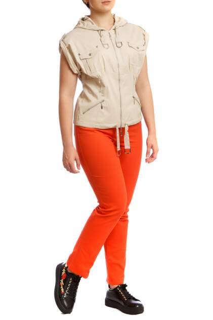 Блуза женская LAFEI-NIER T46893R-F бежевая 3XL