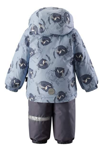 Комплект верхней одежды Lassie, цв. синий р. 80