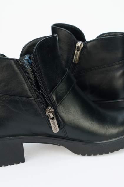 Ботинки женские Marko 472264 черные 36 RU