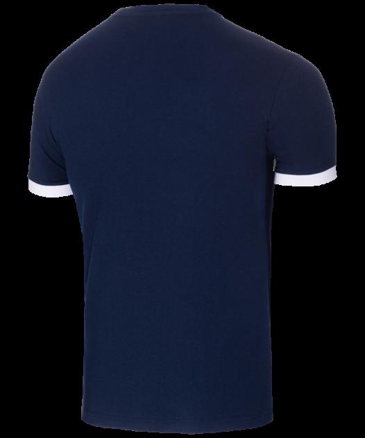 Футболка Jogel JCT-1040-091, темно-синий/белый, L INT
