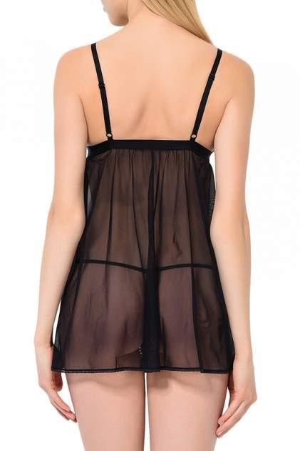 Комплект белья женский DKNY черный 36-S