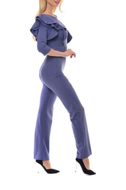 Комбинезон женский N.A.Z. 61631 голубой 40 RU