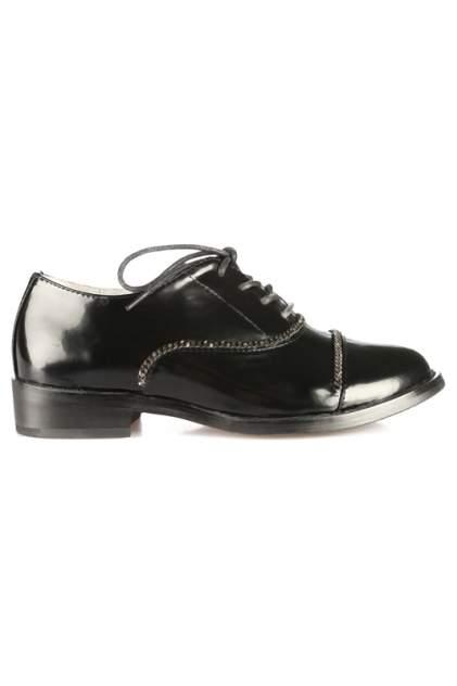 Туфли детские Vitacci, цв.черный р.37,5