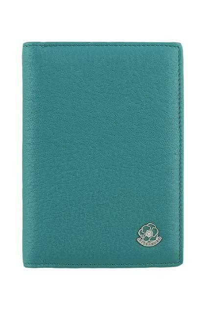 Обложка для паспорта женская Fiora More F014-149-09 голубая