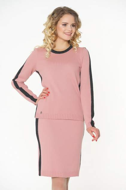 Костюм женский VAY 182-5051 розовый 42 RU