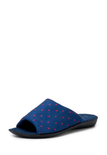 Домашние тапочки женские T.Taccardi 008070A0 синие 37 RU