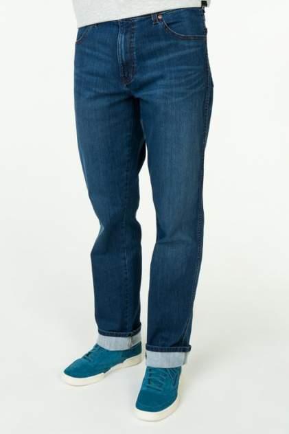 Джинсы мужские Wrangler W121EE267 синие 30/32
