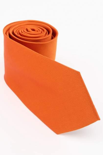 Галстук мужской F.FRANTELLI M4 оранжевый