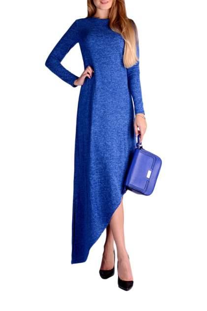 Платье женское FRANCESCA LUCINI F0816-10 синее 42 RU