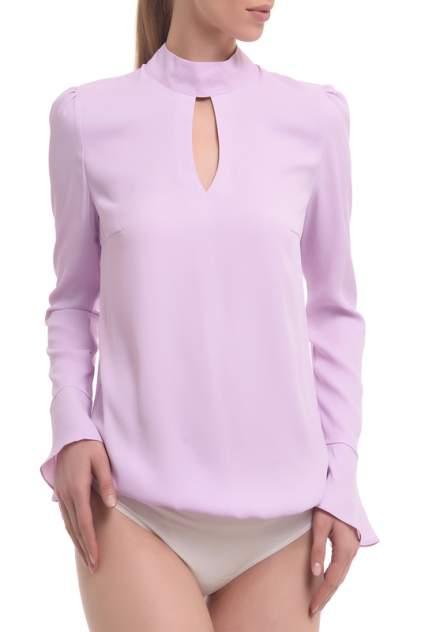 Блуза женская GENEVIE L 5504 фиолетовая XL