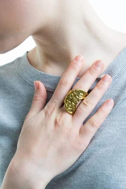 Кольцо женское Nina Ford EN0532G золотистое