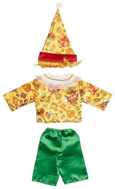 Карнавальный костюм Батик Буратино сказочный 5210-34 рост 128 см