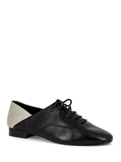Лоферы женские Just Couture 81638 черные 36 RU