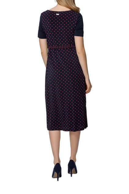 Платье женское Helmidge 6835 синее 10 UK