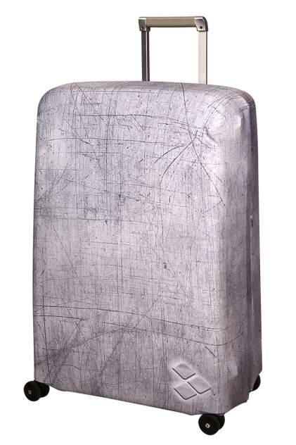 Чехол для чемодана Routemark Silverstone SP240 серый L/XL