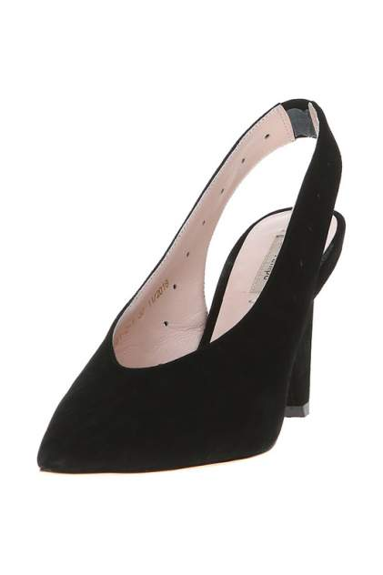 Туфли женские El Tempo CRH113_HS881-2-1 черные 36 RU