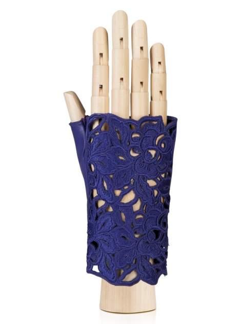 Женские перчатки Eleganzza F-0162, синий
