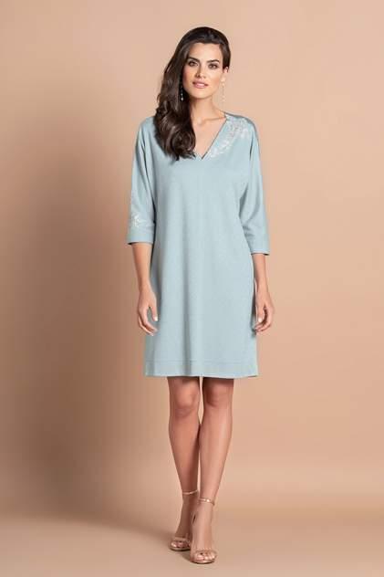 Домашнее платье женское Laete 30281 серое L